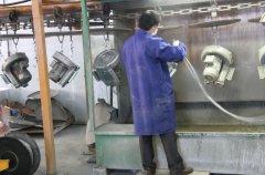 漩涡气泵喷漆工艺