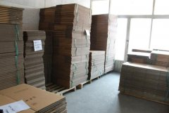 包装纸箱、木托